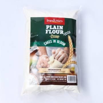Bran & Nat's Plain Flour